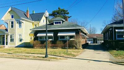 Lawrenceburg, Aurora, Bright, Brookville, West Harrison, Milan, Moores Hill, Sunman, Dillsboro Single Family Home For Sale: 428 Manchester Street