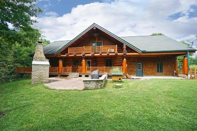 Clermont County Single Family Home For Sale: 5498 Belfast Owensville Road