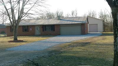 Morgan Twp Single Family Home For Sale: 5821 Layhigh Road
