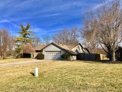 Fairfield Single Family Home For Sale: 3788 Riverdowns Court