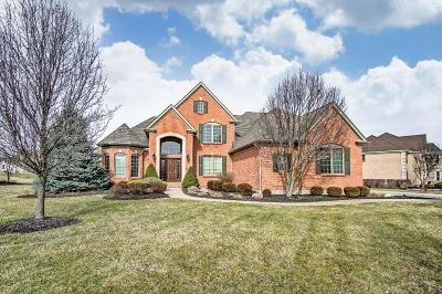 Deerfield Twp. Single Family Home For Sale: 4688 Homestretch Lane