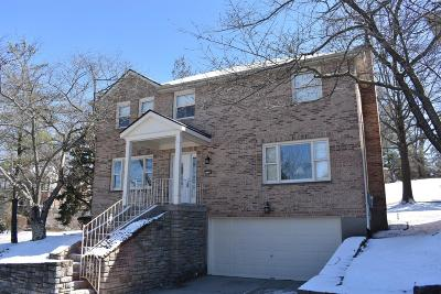 Green Twp Condo/Townhouse For Sale: 3186 Lakepointe Court