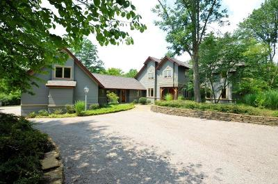 Indian Hill Single Family Home For Sale: 3 Camargo Pines Lane