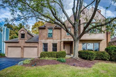 Blue Ash Single Family Home For Sale: 3824 Chimney Hill Drive