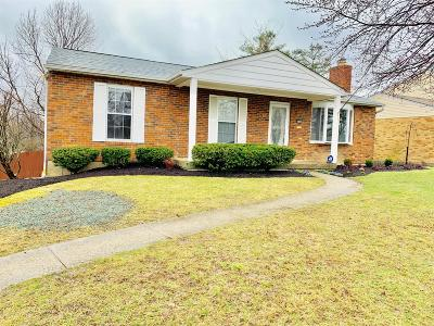 Colerain Twp Single Family Home For Sale: 4166 Philnoll Drive
