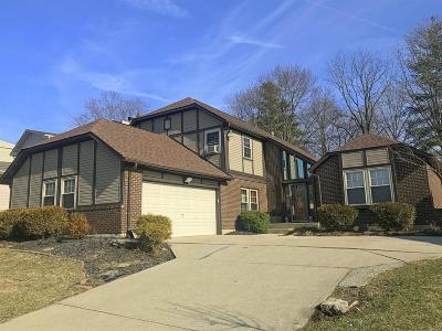 Fairfield Single Family Home For Sale: 6 Pinehurst Court