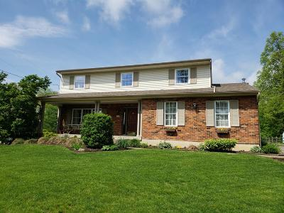 Montgomery Single Family Home For Sale: 10633 Weil Road