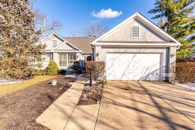 Hamilton Single Family Home For Sale: 14 Mary Jane Drive