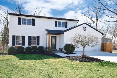 Single Family Home For Sale: 6195 Lakota Drive
