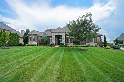 Deerfield Twp. Single Family Home For Sale: 8672 Emerald Isle