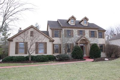 Single Family Home For Sale: 576 Belle Meade Farm Drive