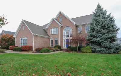 Liberty Twp Single Family Home For Sale: 8270 Windsor Trail
