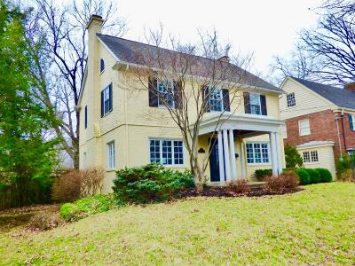 Cincinnati Single Family Home For Sale: 3832 Broadview Drive