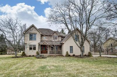 Montgomery County Single Family Home For Sale: 10285 Atchison Road