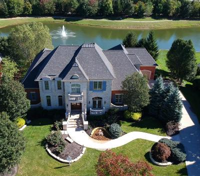 Deerfield Twp. Single Family Home For Sale: 8664 Hampton Bay Place