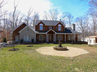 Warren County Single Family Home For Sale: 1357 Shepherds Way