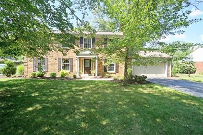 Single Family Home For Sale: 9914 Forestglen Drive