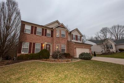 Single Family Home For Sale: 6536 Hughes Ridge Lane