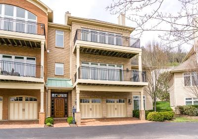 Cincinnati Condo/Townhouse For Sale: 1484 Riverside Drive