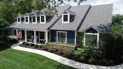Deerfield Twp. Single Family Home For Sale: 8135 Baywood Court