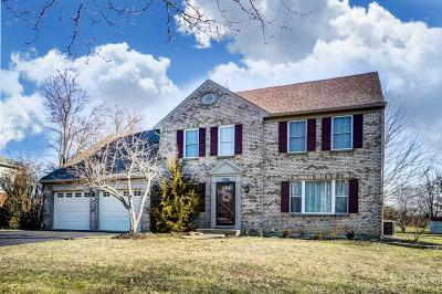 Warren County Single Family Home For Sale: 3366 Fitzgerald Way