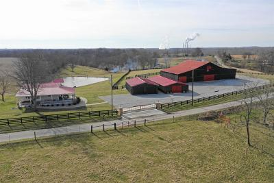 Brown County Farm For Sale: 7198 Howard Hill Road