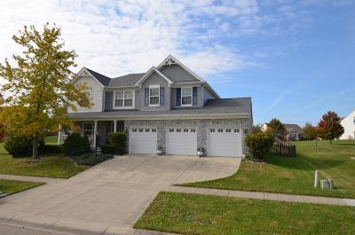 Hamilton Twp Single Family Home For Sale: 1063 Oak Forest Drive