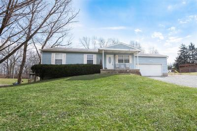 Adams County, Brown County, Clinton County, Highland County Single Family Home For Sale: 17956 Gauche Road