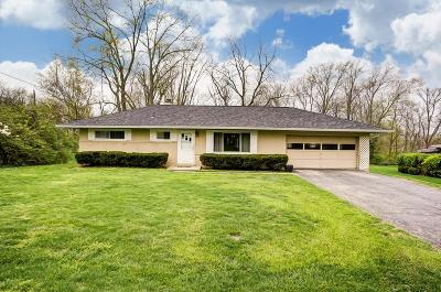 West Chester Single Family Home For Sale: 7491 Esther Drive