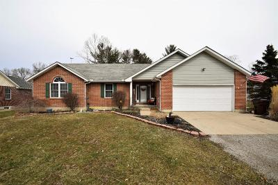 Adams County, Brown County, Clinton County, Highland County Single Family Home For Sale: 1601 Lorelei Drive