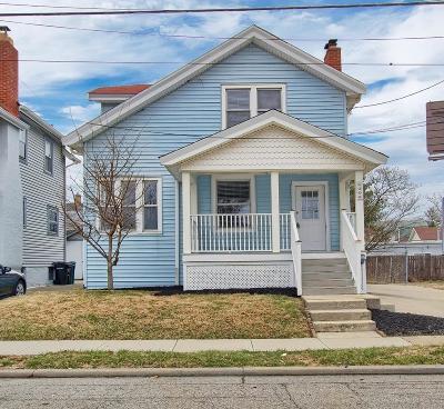 Cincinnati OH Single Family Home For Sale: $215,000