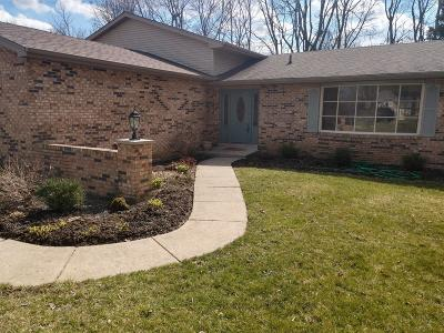 Fairfield Single Family Home For Sale: 935 Broadview Drive