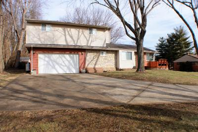 Crosby Twp Single Family Home For Sale: 7050 Mesa Lane