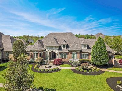 Deerfield Twp. Single Family Home For Sale: 8781 S Shore Place