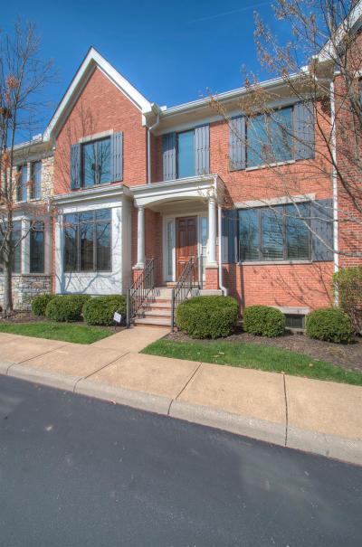 Blue Ash Condo/Townhouse For Sale: 9591 Park Manor Boulevard