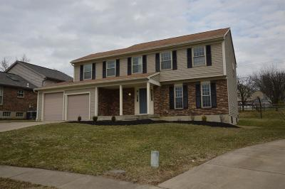 Delhi Twp Single Family Home For Sale: 4906 Riverwatch Drive
