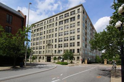 Cincinnati Condo/Townhouse For Sale: 400 Pike Street #507