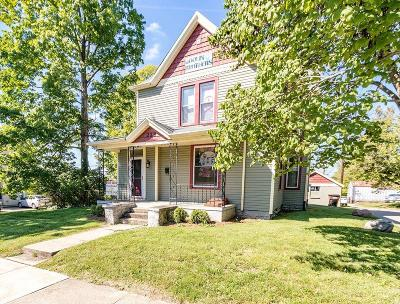 Butler County Single Family Home For Sale: 212 S College Avenue