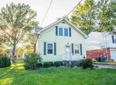 Madeira Single Family Home For Sale: 7237 Osceola Drive