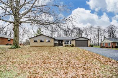 Single Family Home For Sale: 6867 Menz Lane