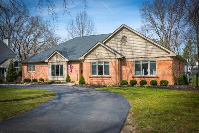 Hamilton County Single Family Home For Sale: 700 Franklin Avenue