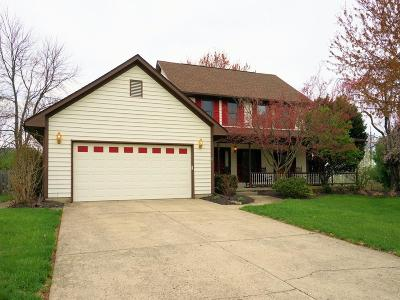 West Chester Single Family Home For Sale: 8255 Lindfield Drive