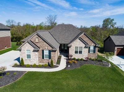 Liberty Twp Single Family Home For Sale: 6400 Stagecoach Way