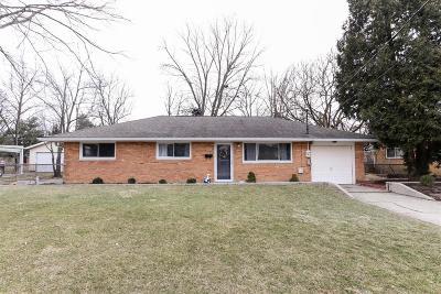 Fairfield Single Family Home For Sale: 935 Doris Jane Avenue