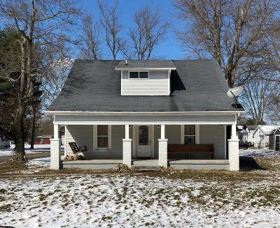 Brown County Single Family Home For Sale: 163 Sardinia Mowrystown Road