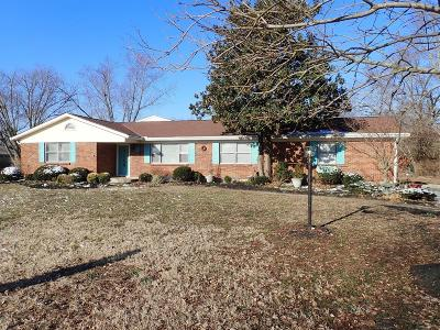 Fairfield Single Family Home For Sale: 4971 Potomac Drive
