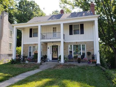 Single Family Home For Sale: 6810 Stewart Road