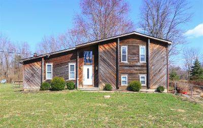 Single Family Home For Sale: 1436 Young Road