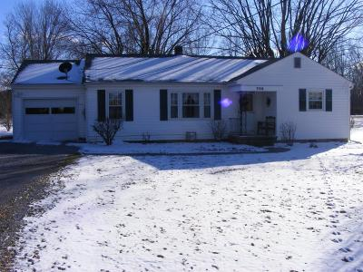 Mt Orab Single Family Home For Sale: 306 Pleasant Street