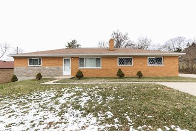 Fairfield Single Family Home For Sale: 2576 Mack Road